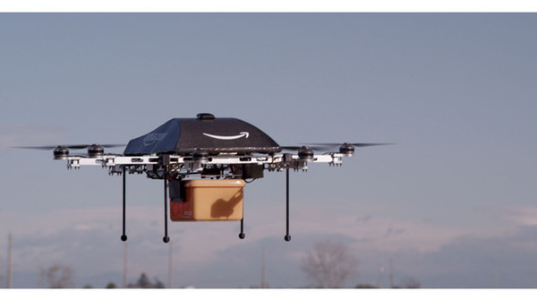 Amazon Quadcopter