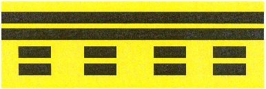 Runway Boundary Sign