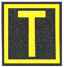 Taxiway Location Sign