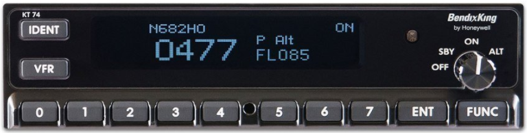 Bendix/King KT-74 ADS-B Mode S Transponder