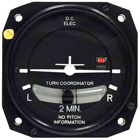 Turn Coordinator: Aviation Parts