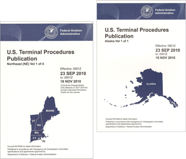 U.S. Terminal Procedures Publication (TPP)