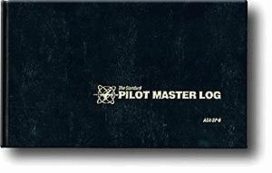 ASA Standard Pilot Master Logbook