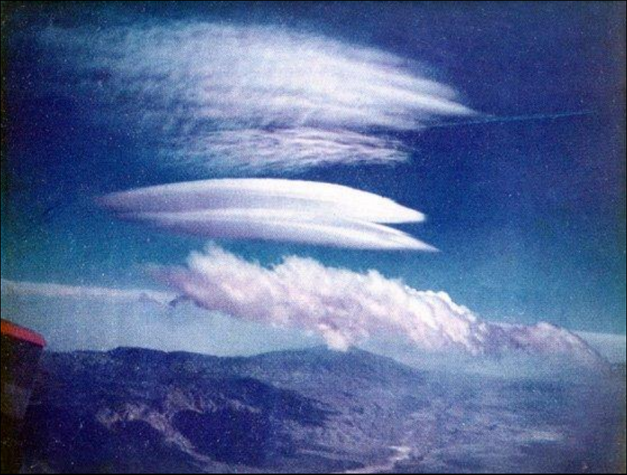 Advisory Circular (00-45) Aviation Weather Services, Lenticular and Rotor Clouds